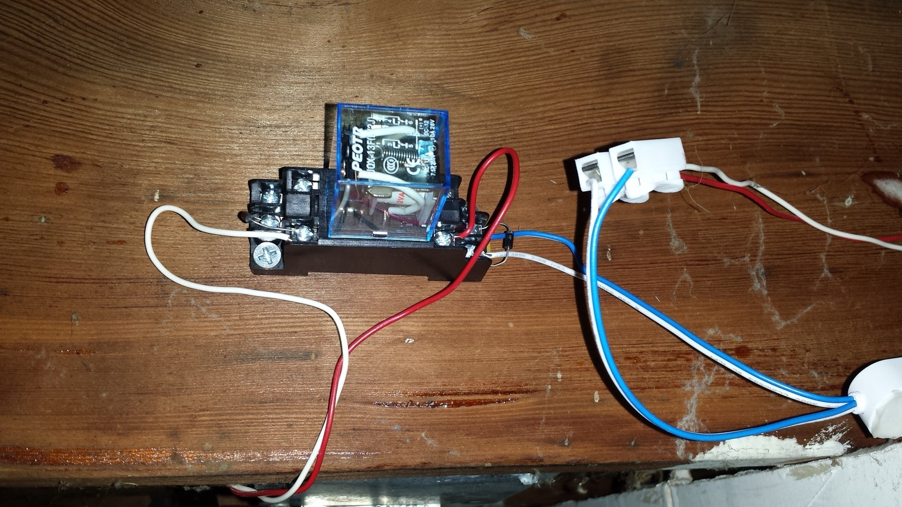 Wire Video Doorbell and Chime Connector