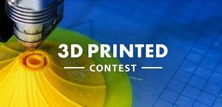 3D印刷比赛