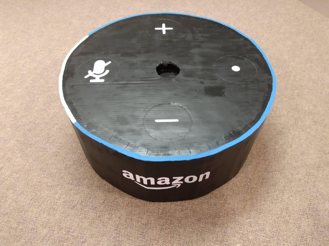 Apply Graphics to Your Echo Dot