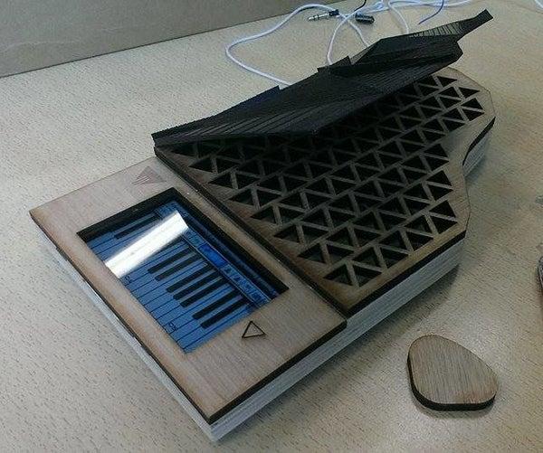 Smartphone Piano