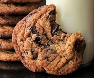 ULTIMATE Chocolate-chip Cookies *with Tips and Troubleshooting Guide*
