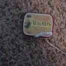 Altoids Tiny Tin iPod Shuffle Case
