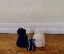 Mini Hat Decoration