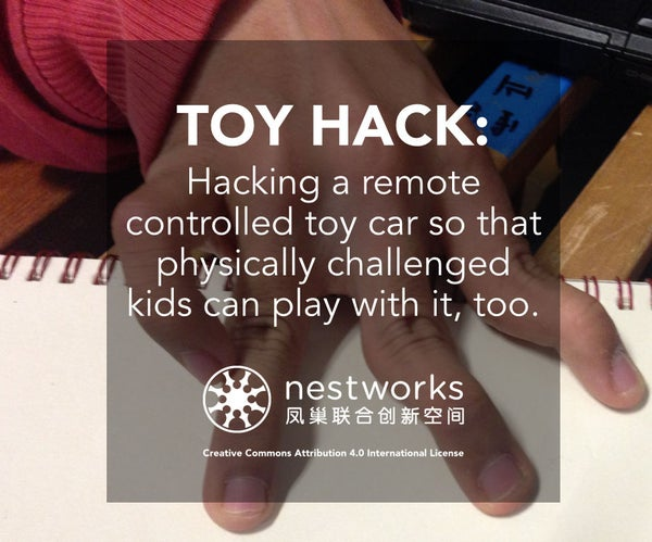 Toy Hacking