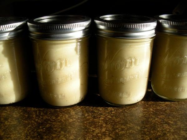 Make Project 2: Mason Jar Pies