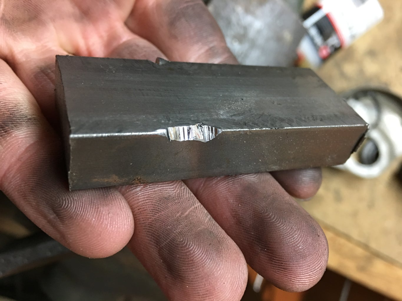 Secondary Bevel, Clean Up and Admire Your Work!