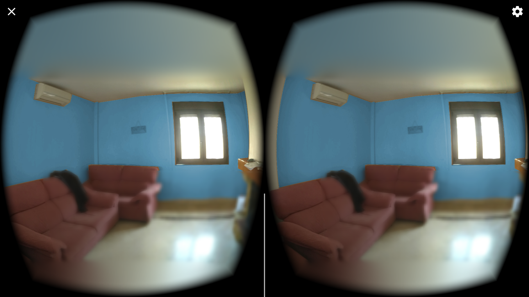 Paint Walls in VR