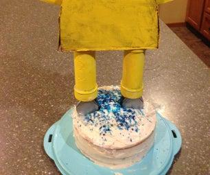 Instructables Celebration Cake