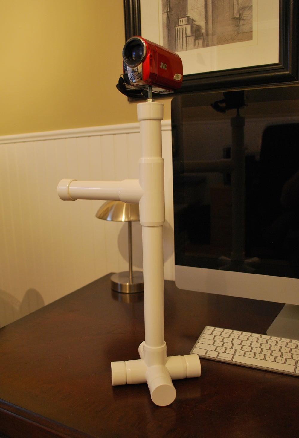How to Build a PVC Steadicam ($14 Steadicam Redux)