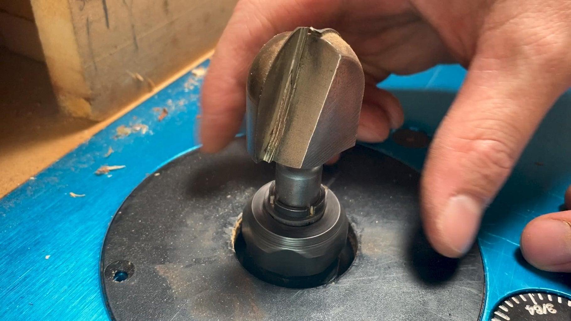 Cut a Cove Moulding (optional)