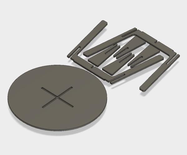 Flat Pack Design Preparation