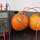 Pumpkin Power! - Battery Made From Pumpkins