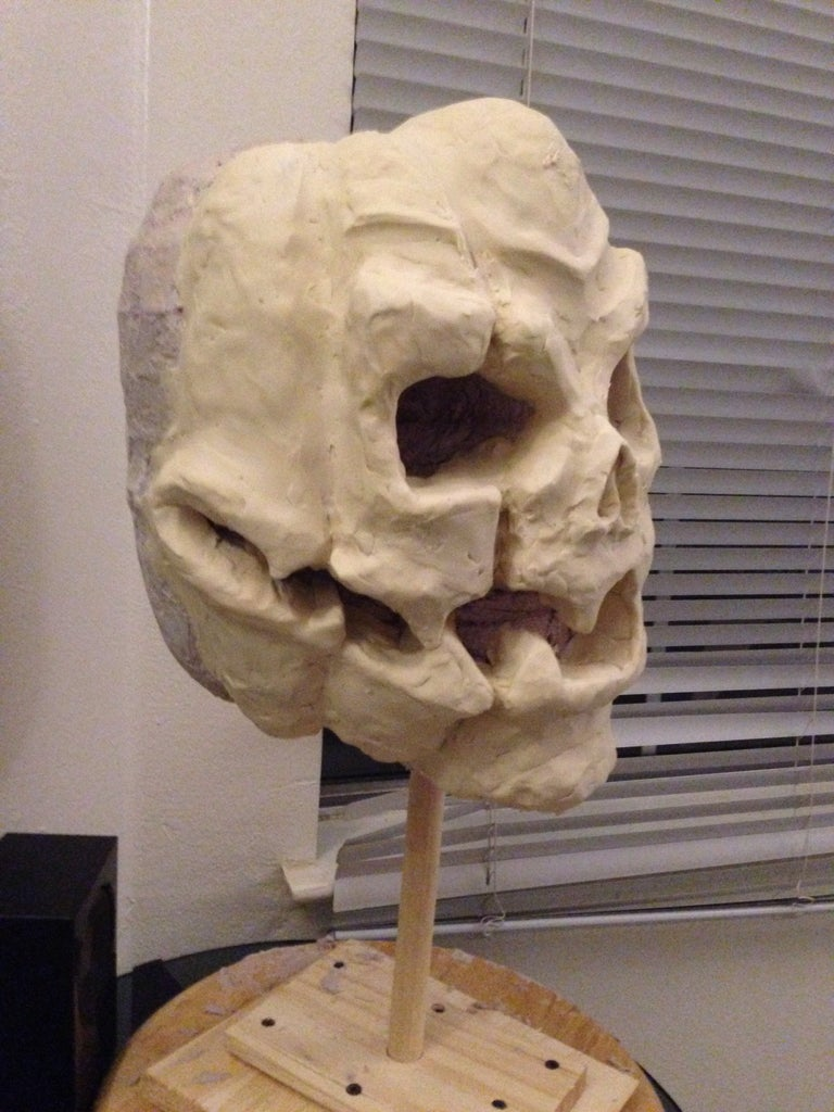 Rough Out Your Sculpture