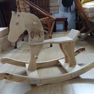 Build a Wooden Horse