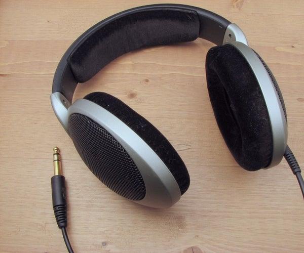 Beats by Hannah & Julliana (DIY Headphones)