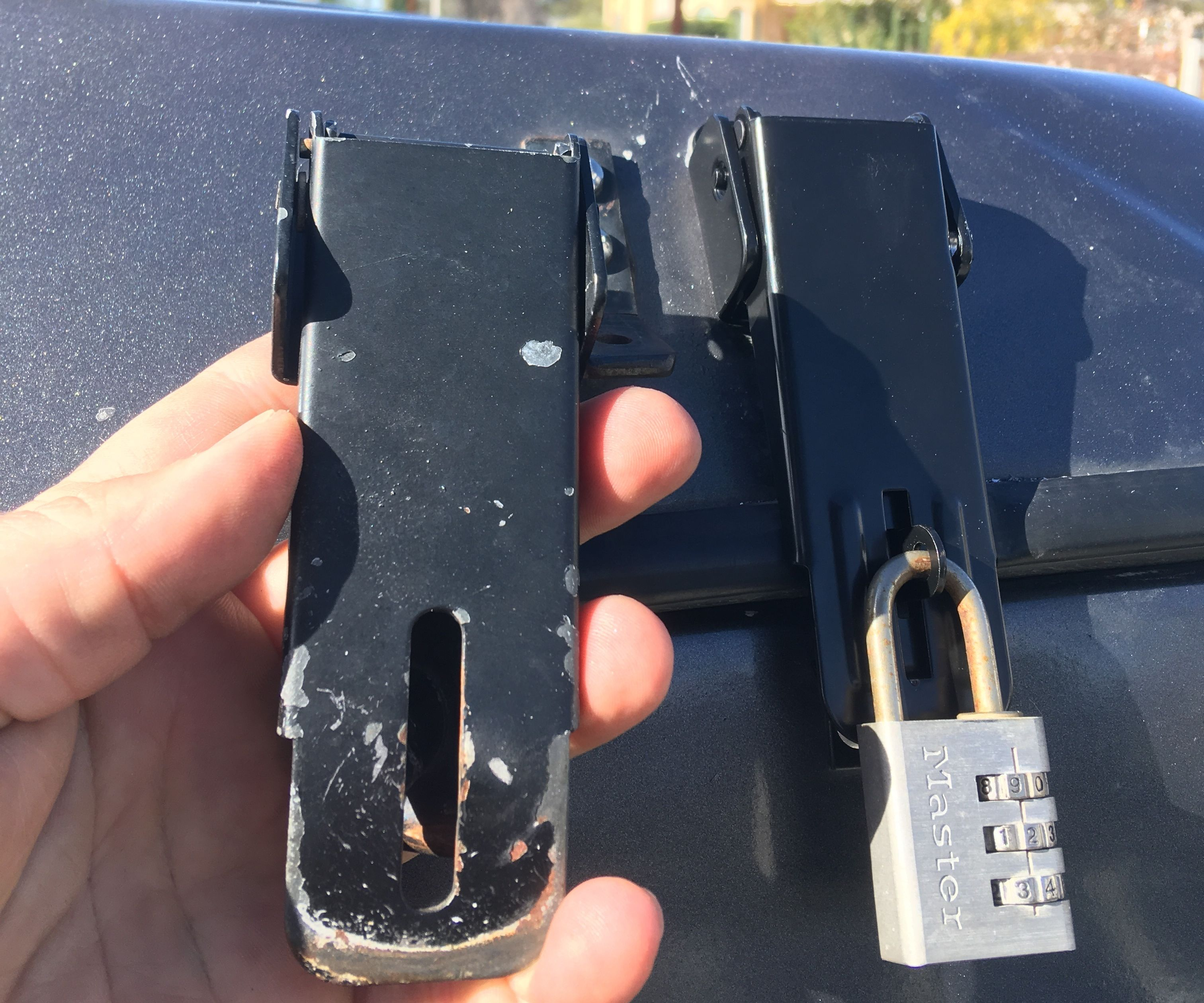 Replace Wildernest Latches