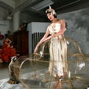 How to make a brass bird cage dress in twenty-five easy steps