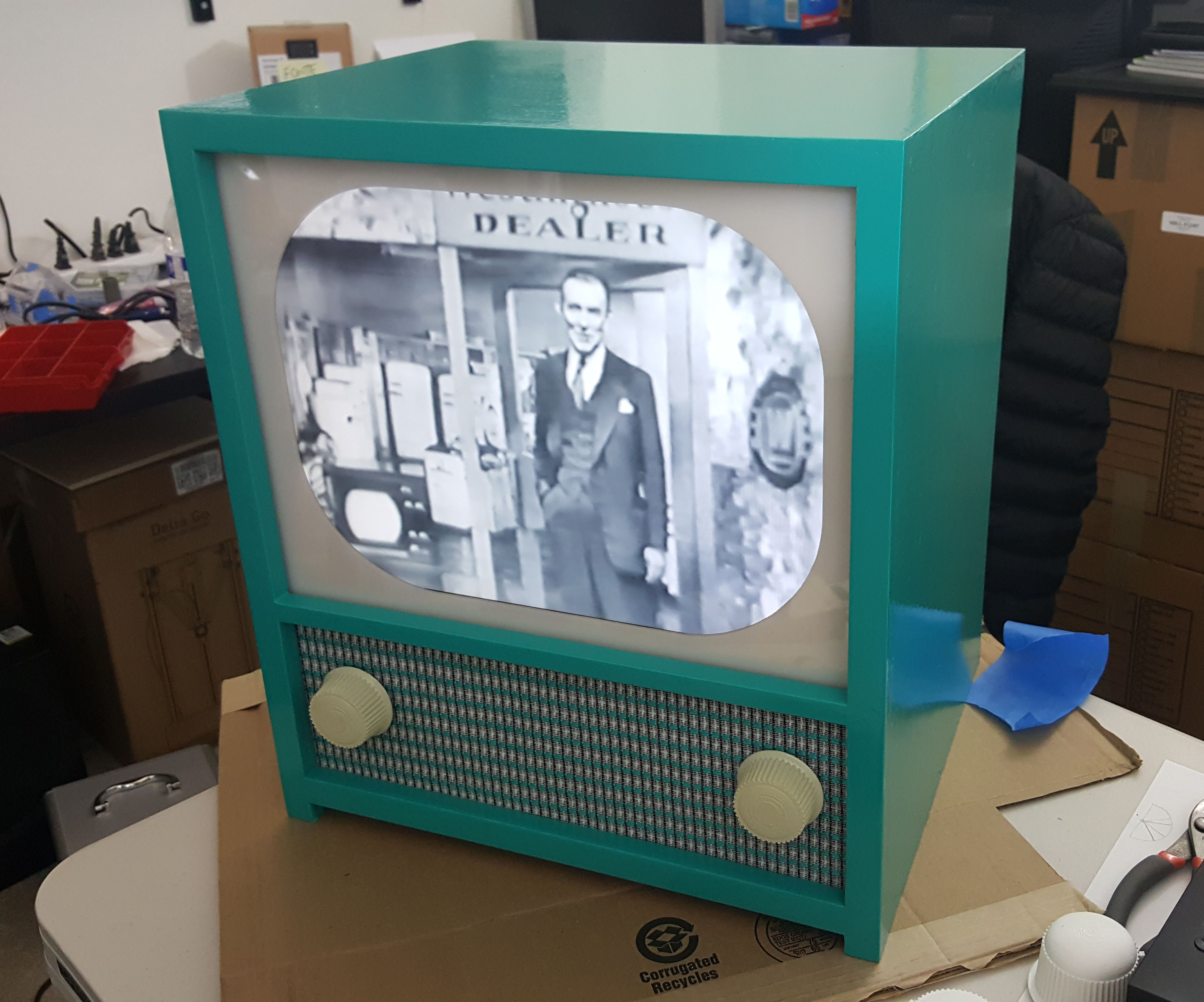 TV - Time Machine