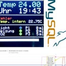 Aquarium Controller IV - Visualize mySQL to Charts