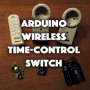 Arduino wireless (433MHz) Time-Control switch for multiple devices