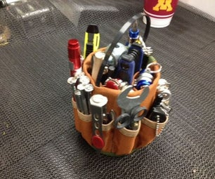 Coffee Break Tool Kit  and Perfect for Your Car Cup Holder