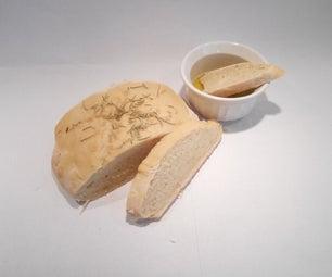 Super Easy Rustic Sicilian Quick Bread