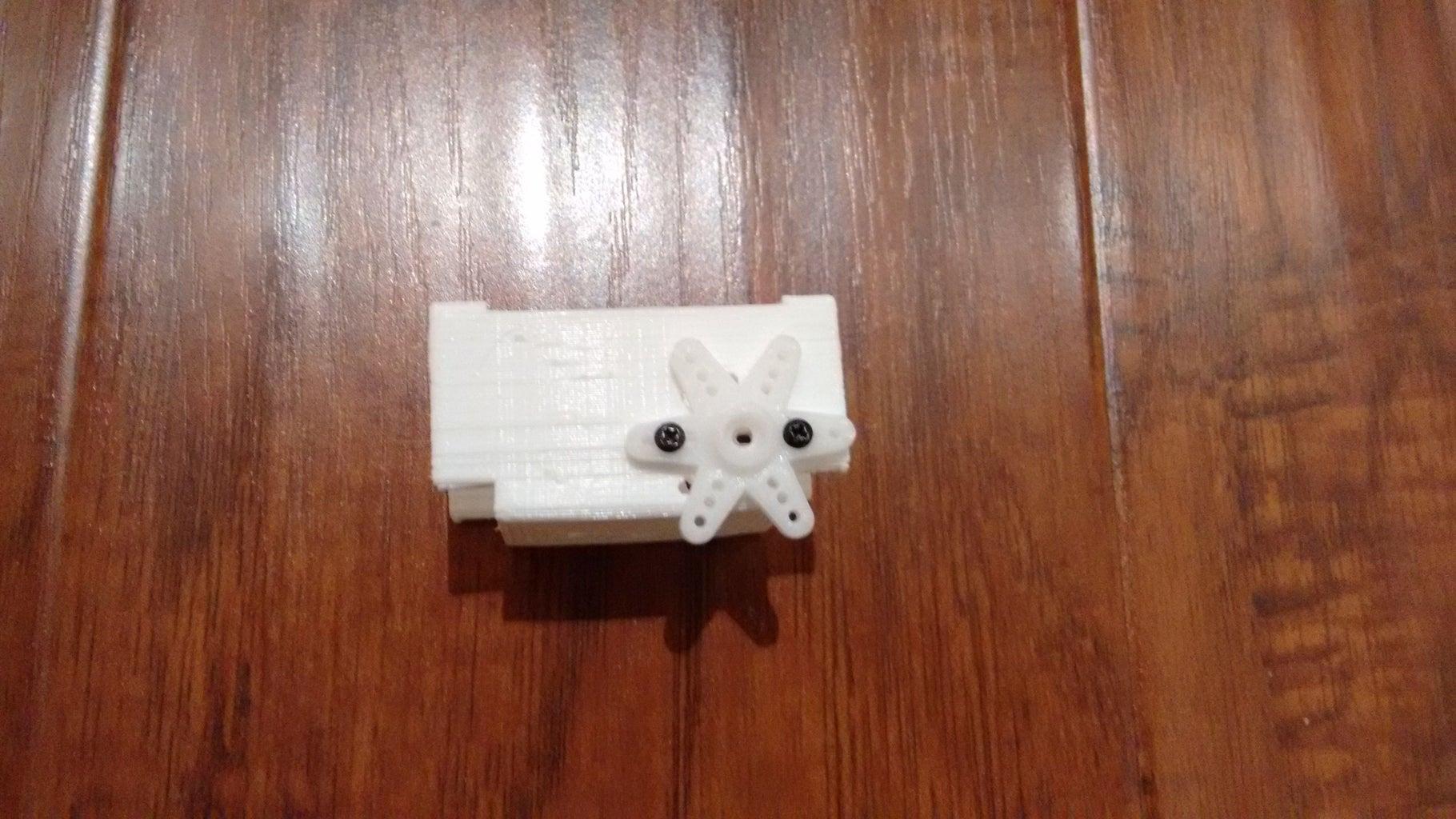 Building the Leg Socket