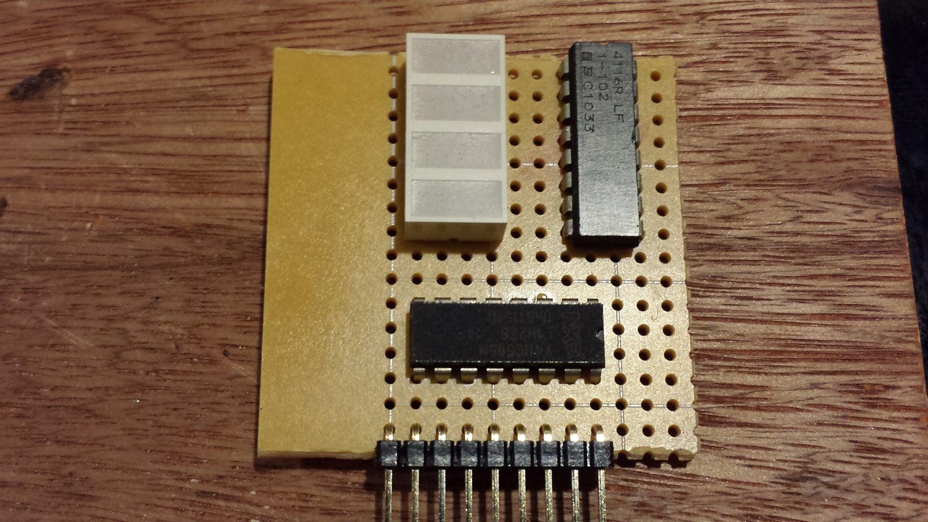 Bar Graph Mini-Shield
