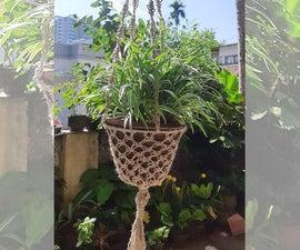 回收黄麻宏味植物衣架