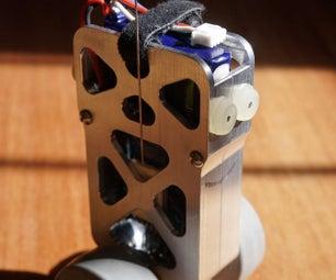 Brushless Gimbal Balancing Robot