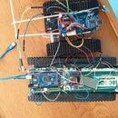 Simple Arduino IR Remote Control Tank