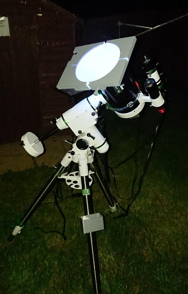 Telescope Light Box
