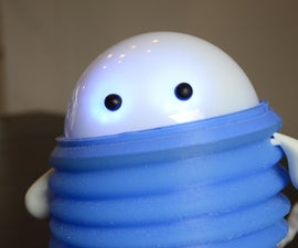 Bulb the Social Robot Companion