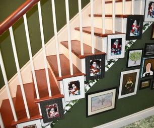 Stairway Picture Hangers
