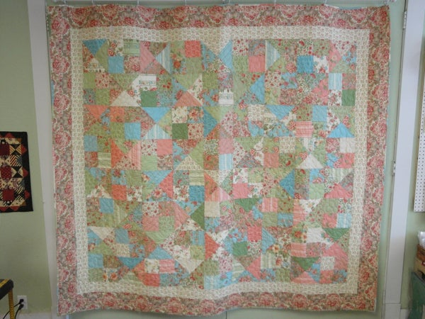 How to Make a Baby Quilt - From Start to Finish