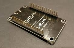 NodeMCU V3 Lolin V0.1  Fritzing Part - Fixed Lengh 28.7mm