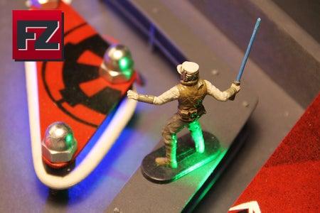 DIY Star Wars Pinball Machine