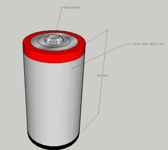 Make a Battery Cell Holder Out of 2 Soda Bottle Caps