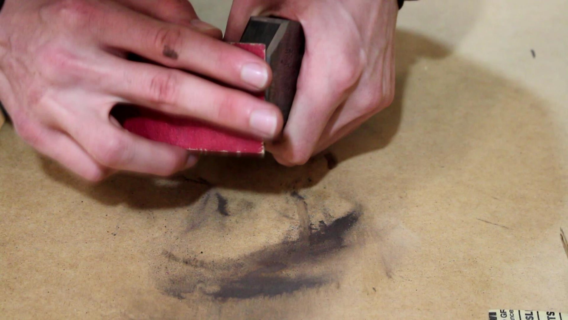 Hand Sanding From Hell