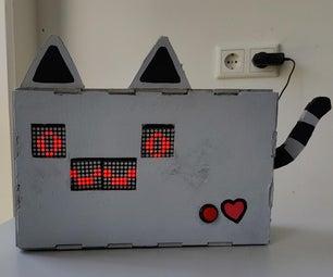 RoboCat: a Pet Without the Mess