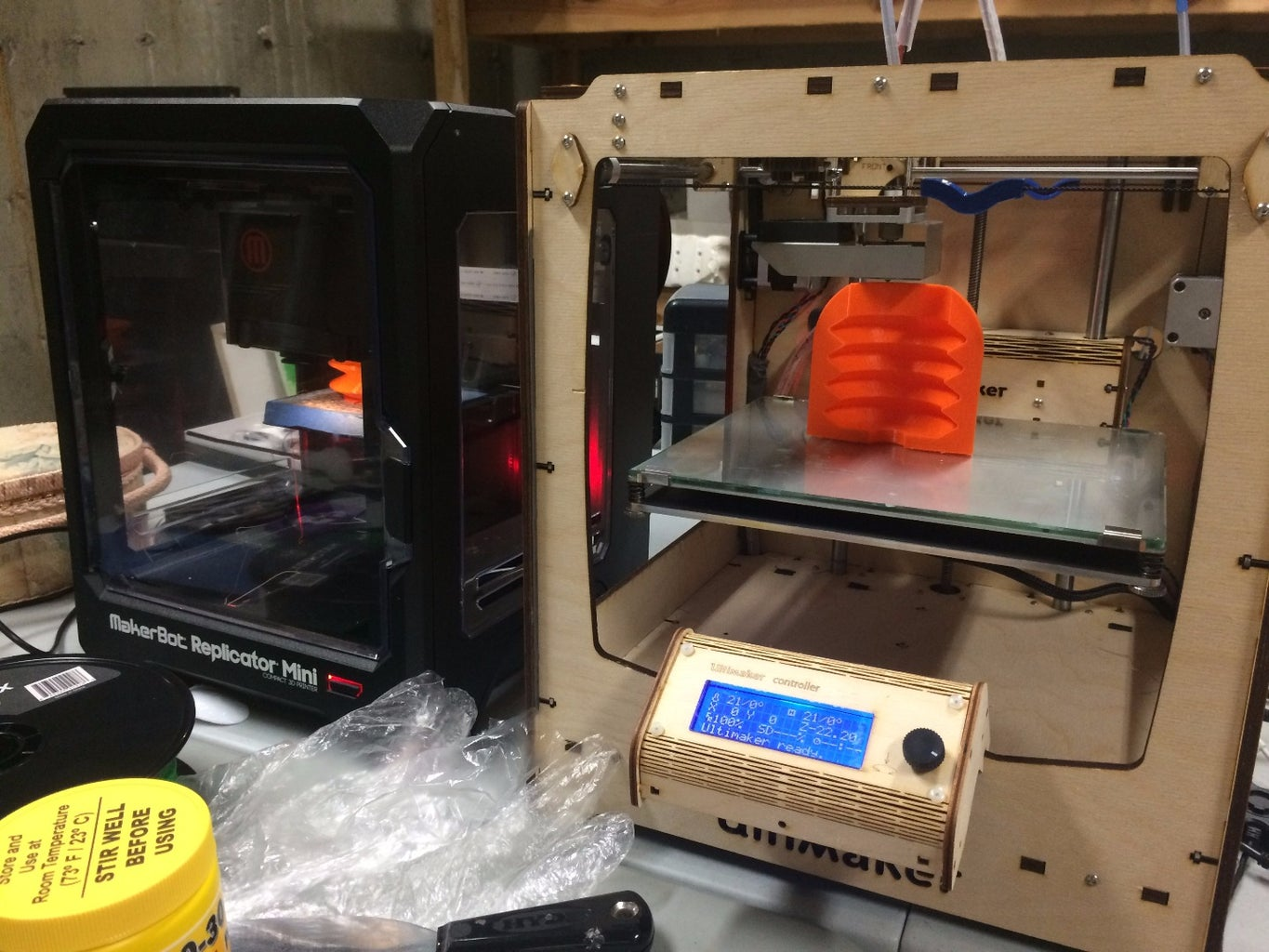 3D Printing the Mold