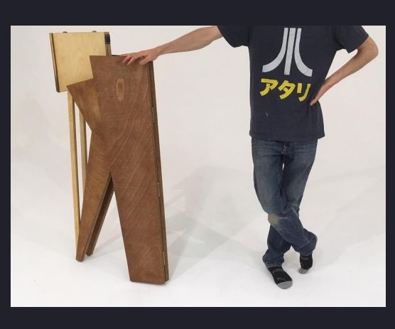 Foldable Podium