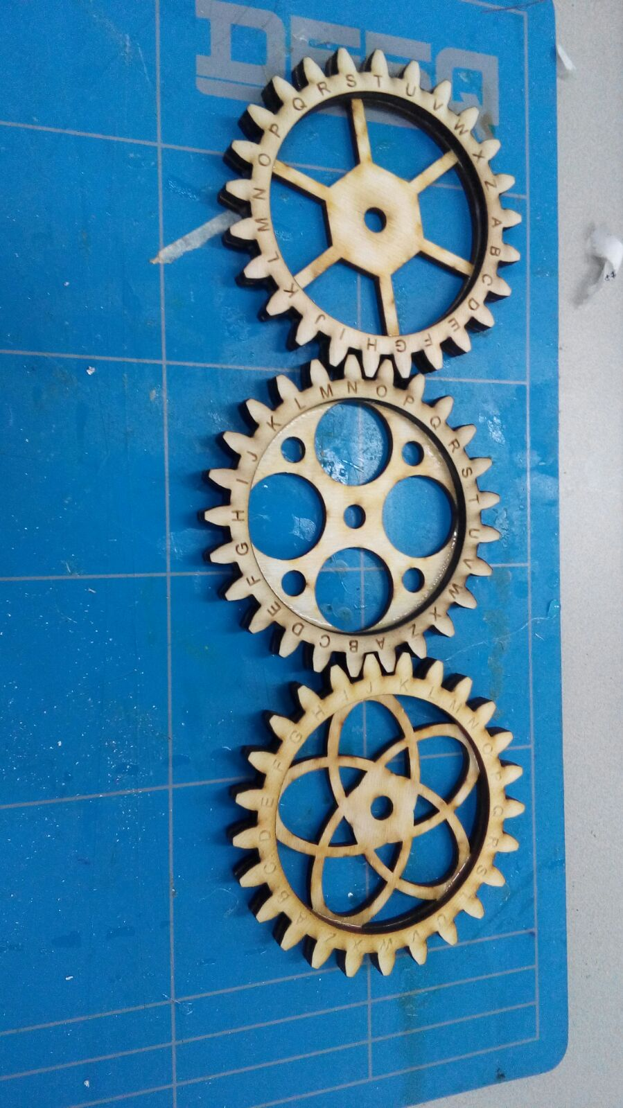 The Inner Small Gears