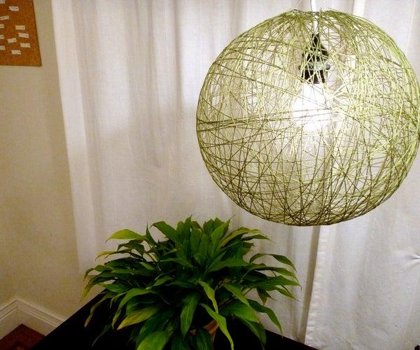 String Pendant Lamp