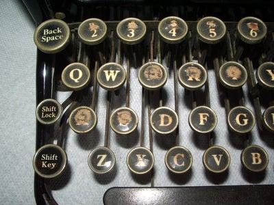Replacing Bad Key Tops