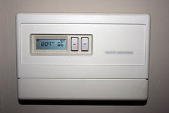 Lower Your Thermostat in the Winter.