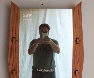 "LuxO's Open Joinery 32"" Smart Mirror"