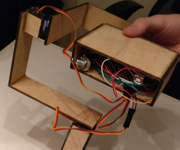 Arduino Camera Stabilizer DIY