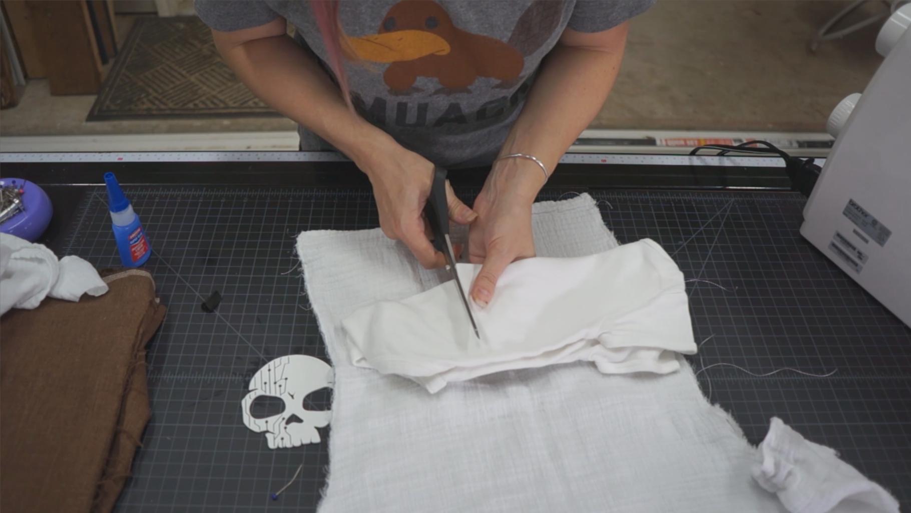 The Pirate Shirt - Waist!