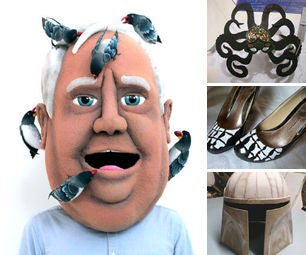 Ultimate Mask, Accessories & Helmet Making Resource